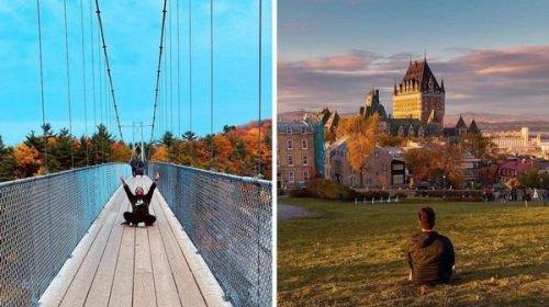 9 endroits au QC pour avoir des vues WOW si t'es trop « lazy » pour un hike