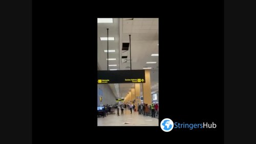 Peru: Earthquake Hits Central Coast, Causes Damage To Airport Building