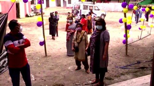 Keep festival symbolic, Modi says as cases surge