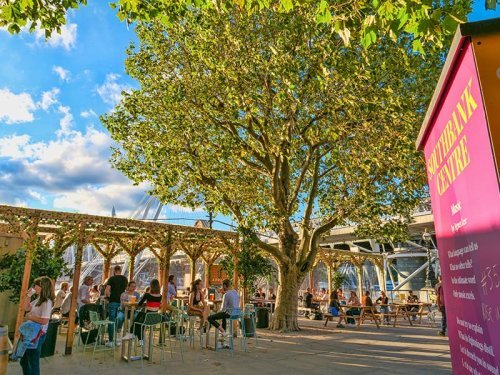 THE BEST BARS ON THE SOUTH BANK, LONDON