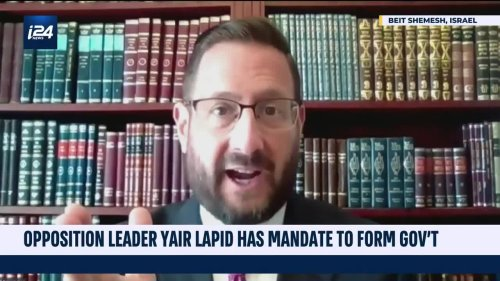 Former Yesh Atid Lawmaker on Lapid's Path to Forming a Gov't | May 26, 2021