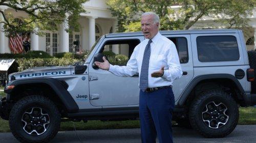 Biden responds to DeSantis criticism: 'Governor who?'