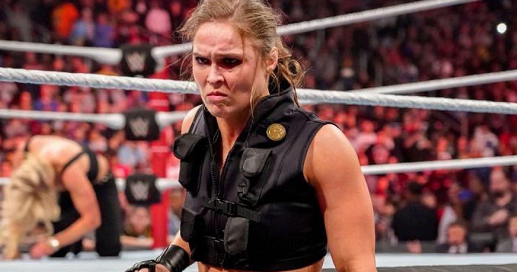 WWE Latest News: WWE/NJPW Partnership, Rousey Likely Retired & More