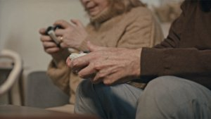 The Pandemic Gives Rise to Gaming Parents and Grandparents