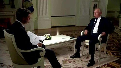 Putin says wants cooperation with Biden