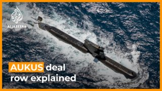 AUKUS submarine deal row explained