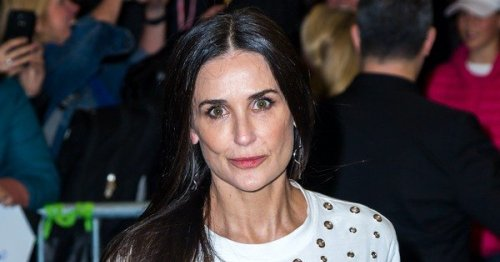 Demi Moore's 'Frightening New Face' Worrying Friends And Family?