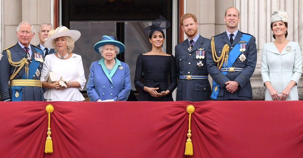 Find Out How Much Money Members Of The Royal Family Make Per Year!