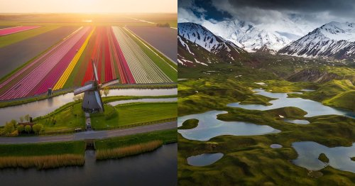 Intro to Drone Photography: Take Amazing Aerial Images