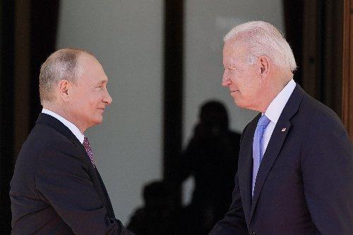 The Latest: Biden seeks talks to limit cyberattack targets
