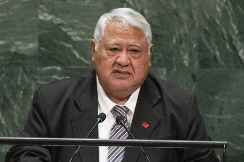 Samoa's 1st female PM takes office after constitution crisis