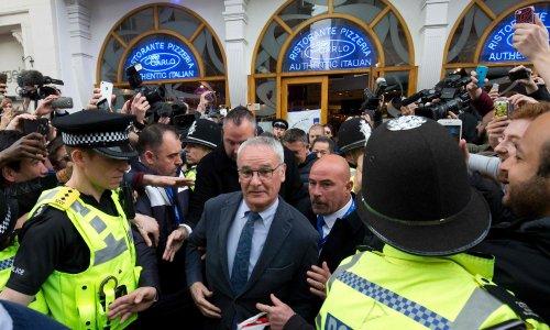 Claudio Ranieri savours Leicester glory 'like a good wine'