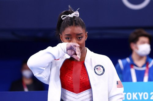 Simone Biles Withdraws from Gymnastics Team Finals at Tokyo Summer Olympics