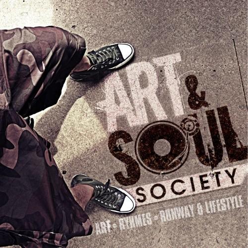 ART & SOUL SOCIETY cover image