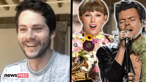 Dylan O'Brien FANS Over Taylor Swift & Harry Styles In New Interview!