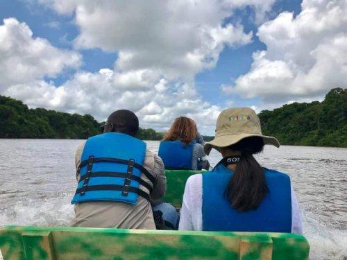 A trip to Guyana