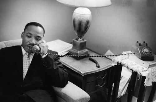 Why MLK would be 'disappointed' today
