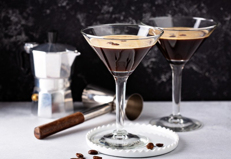 Coffee Cocktails & Drinks