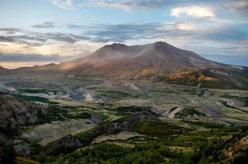 40 Years After the Mount St. Helens Eruption