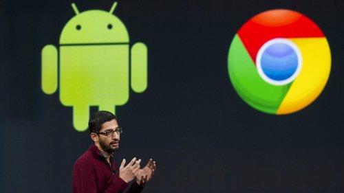 Sundar Pichai's Plan To Keep Google Almighty