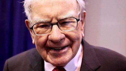 Buffett upbeat on America and Berkshire