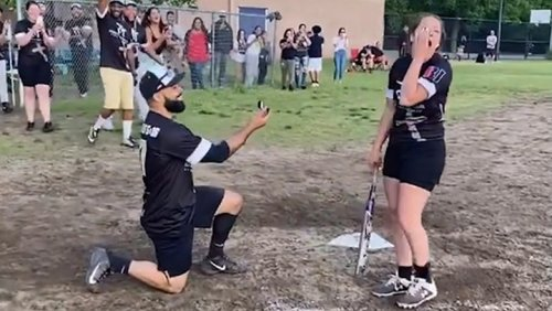 Proposal Is A Home Run