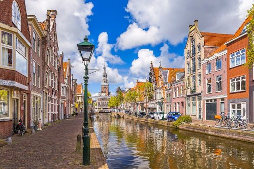 THE PRETTIEST CITIES IN THE NETHERLANDS - ADD THEM TO YOUR BUCKET LIST!