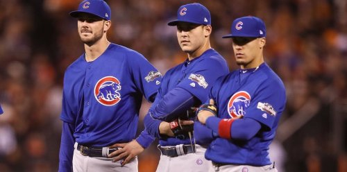 The Chicago Cubs' Fire Sale Is Complete