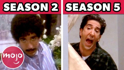 The Funniest Moment in Every Season of Friends