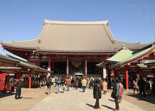 Tokyo's Top Temples