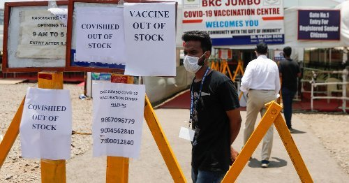 India Records World's Highest One-Day Tally of COVID-19 Cases