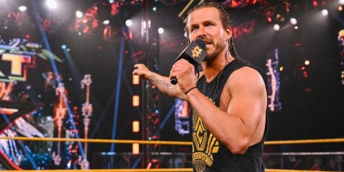 Why Adam Cole Signed A One-Month Contract Extension In NXT [Report]