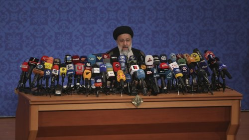 Iran's President-Elect Calls For U.S. To Rejoin Nuke Deal