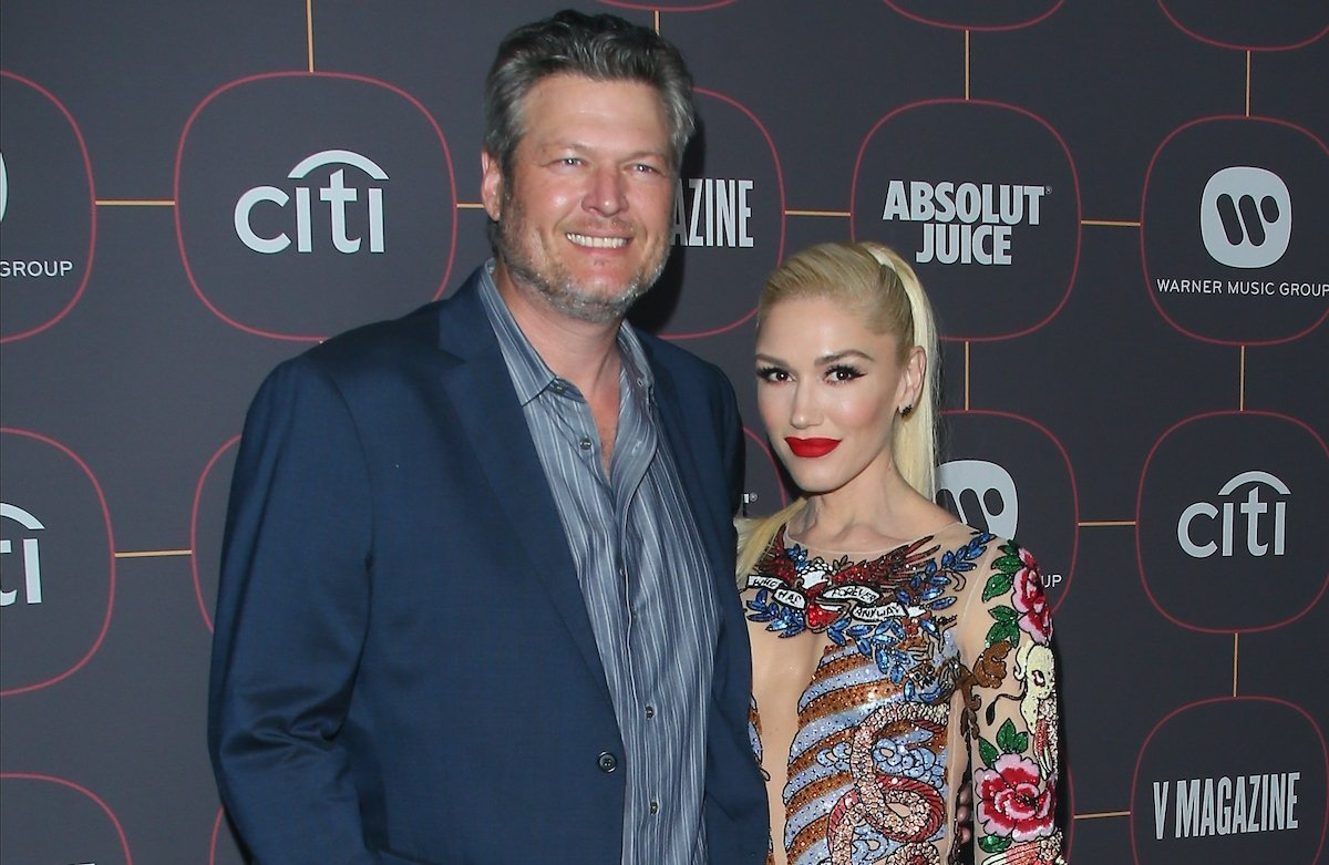 What's Up With The Reports Of Blake And Gwen Wedding Drama?