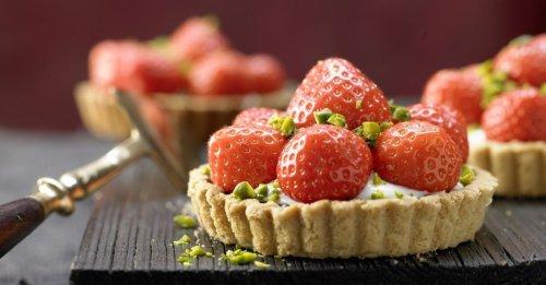 Sommerhit: Gesunde Erdbeerrezepte