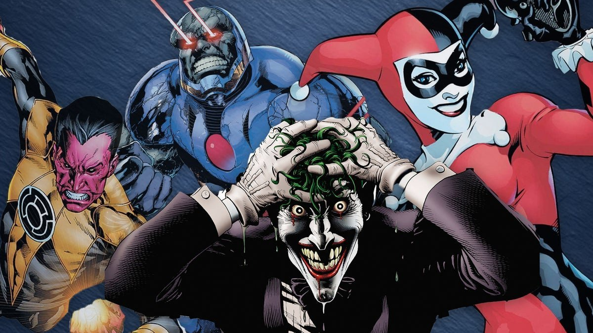DC Comics Villain Face-Off: Who Is the Best of the Worst?
