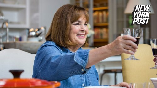 How Ina Garten blew off the Food Network: 'Lose my number'