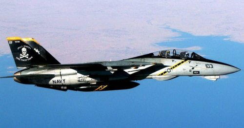 Here's What Made The F-14 Tomcat's Engines So Awesome