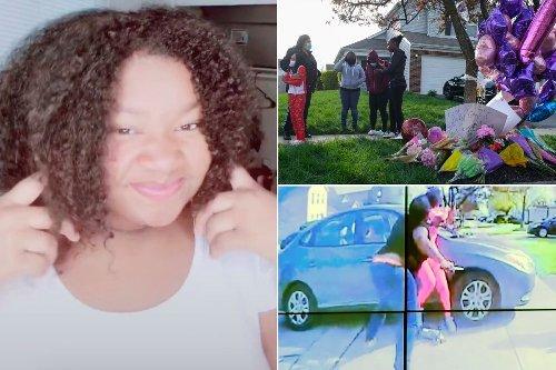 Police in Ohio shoot and kill 15-year-old girl Ma'Khia Bryant