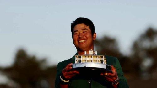 Japan's Matsuyama makes history as Masters champ