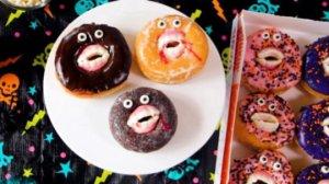 Try This Non-Baker's Dream Halloween Dessert! The Vampire Donuts