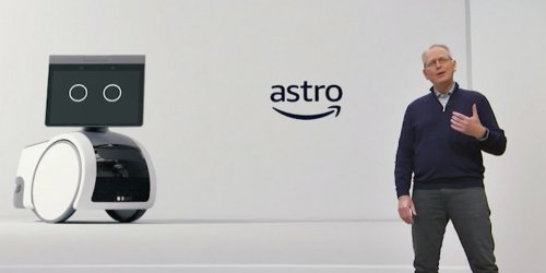 Amazon Wants You to Put This Robot In Your Home