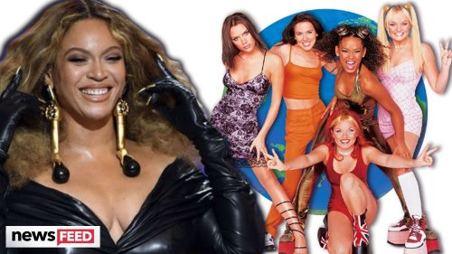 Beyonce PROFOUNDLY Influenced By This British Girl Band!