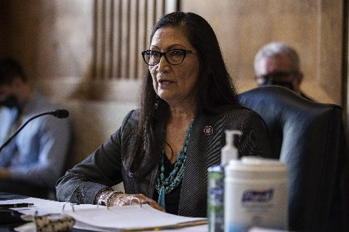 Collins to back Haaland for Interior, sealing her approval