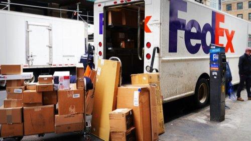 Jim Cramer Says FedEx Brought Stock Plunge Upon Itself