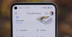 Discover google photos storage