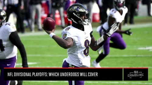 NFL Divisional Playoffs: Which Underdogs Will Cover The Spread