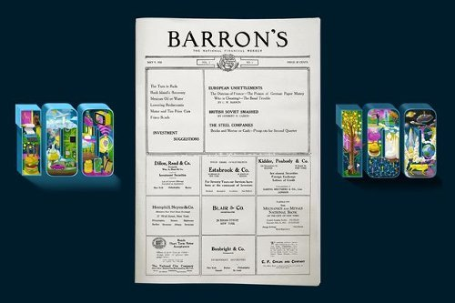 Barron's at 100: We Look Ahead to the Next Century of Investing