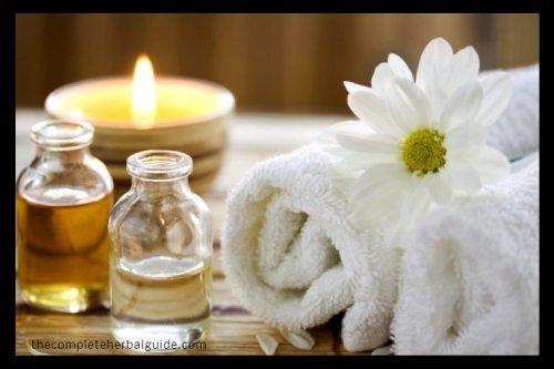 BEST DIY  MASSAGE OILS & BATH REMEDIES TO IMPROVE YOUR MIND & BODY