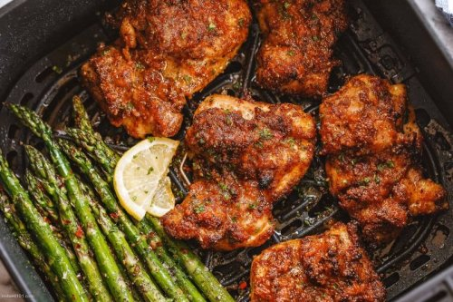 10 Essential Chicken Recipes for the Air Fryer